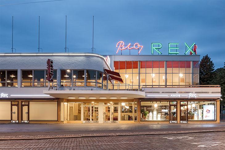 The Amos Rex museum in Helsinki, designed by JKMM Architects.