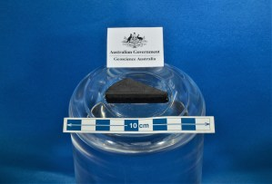 Moonrock at Geoscience Australia.