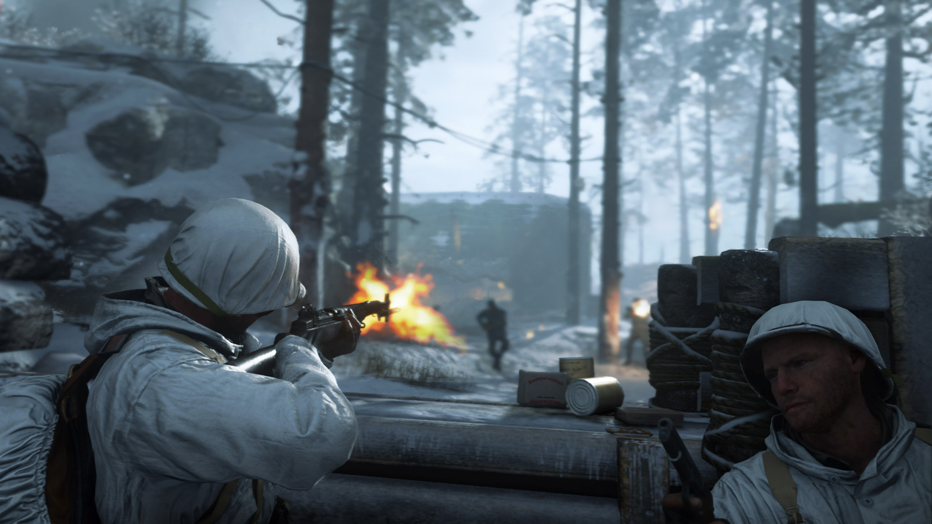 Call Of Duty WWII On PS4 Official PlayStationStore
