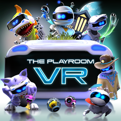 The Playroom VR on PS4 | Official PlayStation™Store US