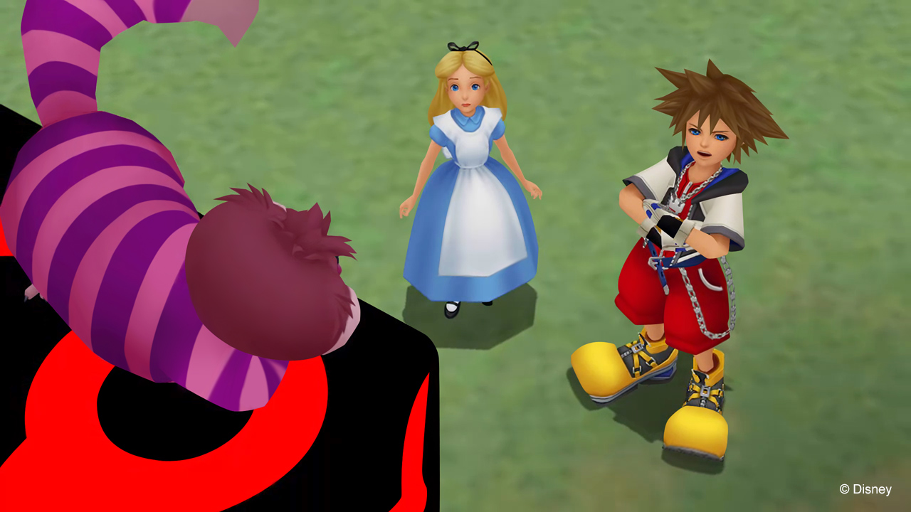 KINGDOM HEARTS HD 15 25 ReMIX On PS4 Official