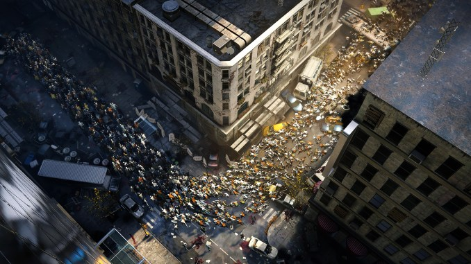 World War Z Screenshot 2