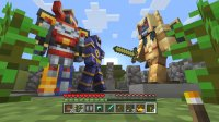 Minecraft Power Rangers Skin Pack on PS4 | Official ...