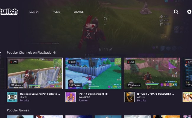 Twitch On Ps4 Official Playstation Store Us
