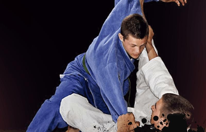 Link permanente para: Jiu-Jitsu