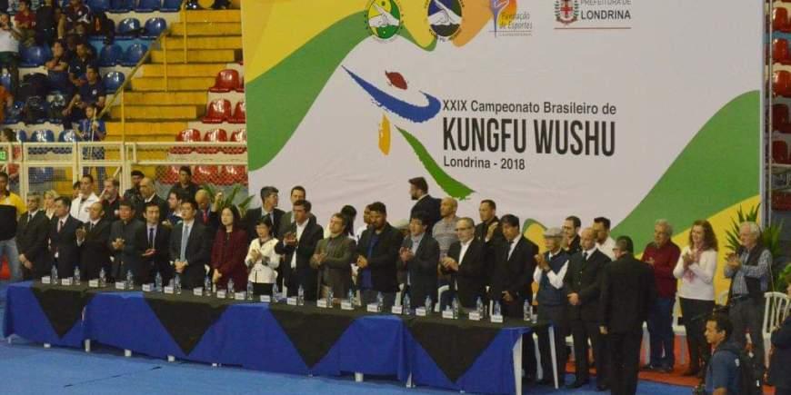 Campeonato Brasileiro de Kung Fu 2018