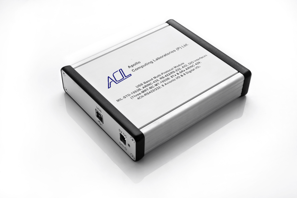 medium resolution of usb based multi protocol module providing mil std 1553b can arinc 825 interfaces