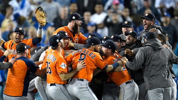 Why Dodgers fans will never move past 2017 loss to Astros