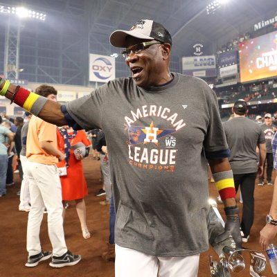 Dusty Baker has come full circle and deserves a ring