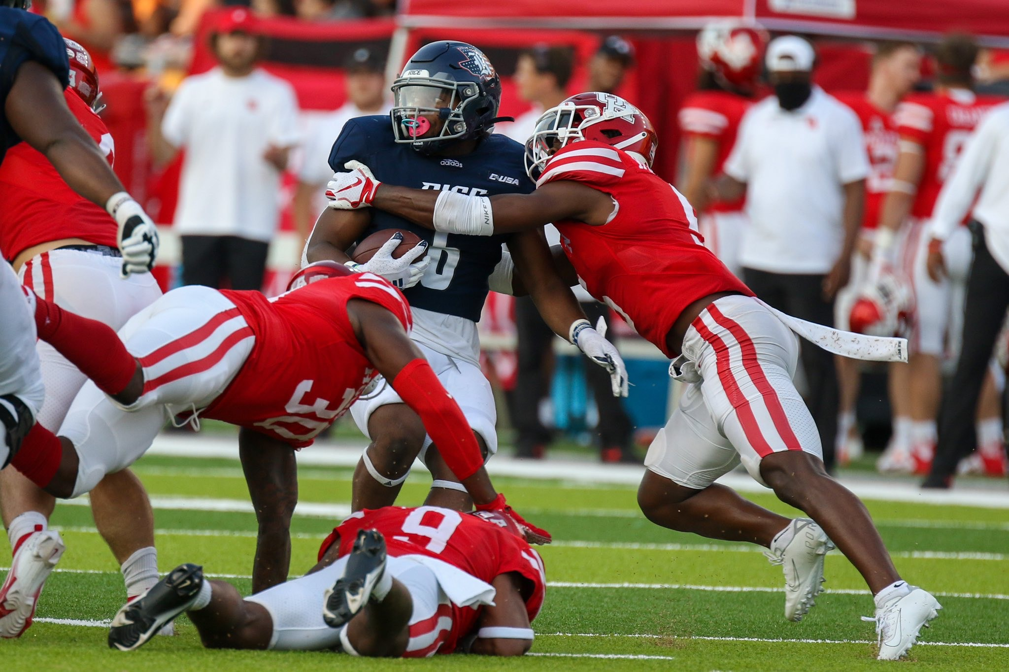 What to Watch: UH looks to win consecutive games for first time under Holgorsen