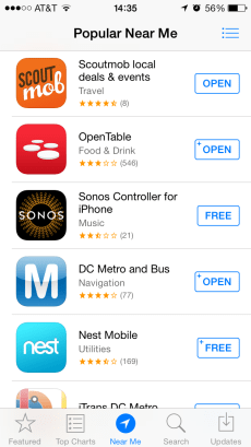 PopularNearMe_Apps