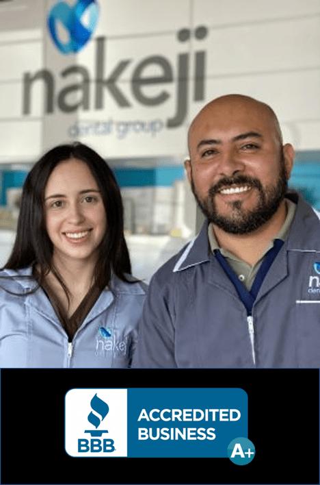 Nakeji Dental Group A+ BBB