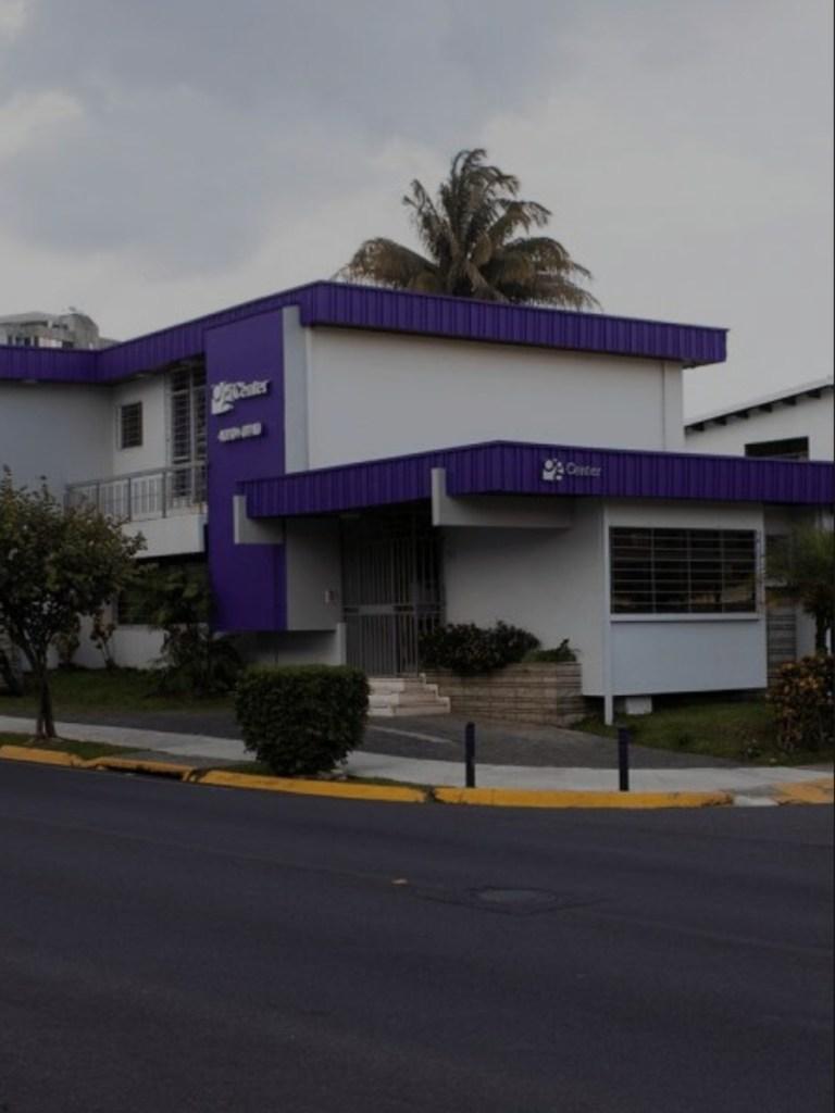 OG Center Exterior View