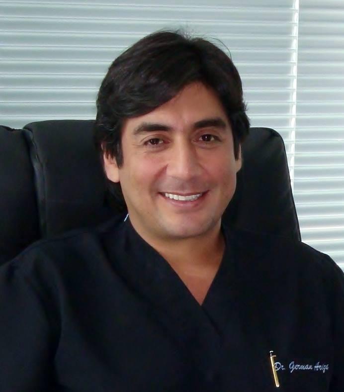 Dr. German Ariza, Professor at Javeriana University