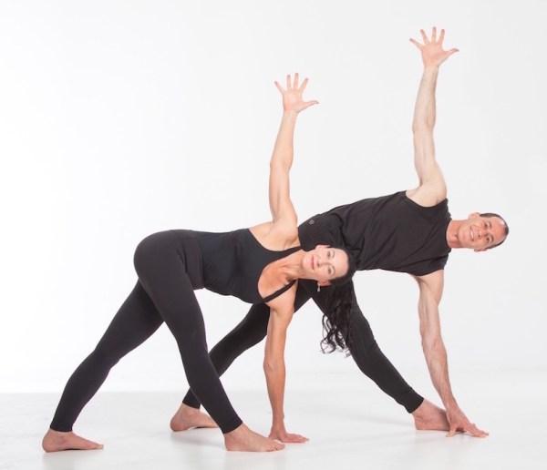 Hamish and Margo Revolving Triangles