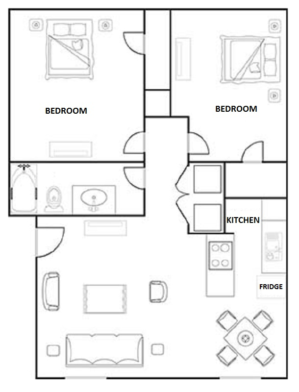 2 bedroom bath apartments in college station tx www - 2 bedroom apartments in college station ...