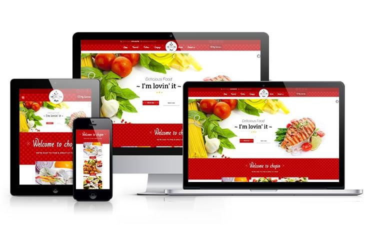 responsive-fast-food-prestashop