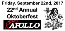 Rochester Oktoberfest 2017
