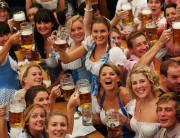 worlds longest bratwurst at Rochester Oktoberfest