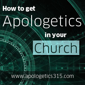 apologetics why your church needs it pdf
