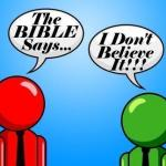 016e Why People Don't Believe in the Bible Part 5