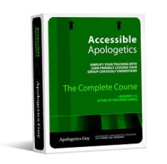 Apologetics Curriculum - Apologetics Lessons for Youth and Adults