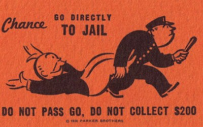 Go Directly to Jail!