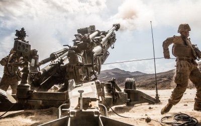 Marine Artillery and the New Testament