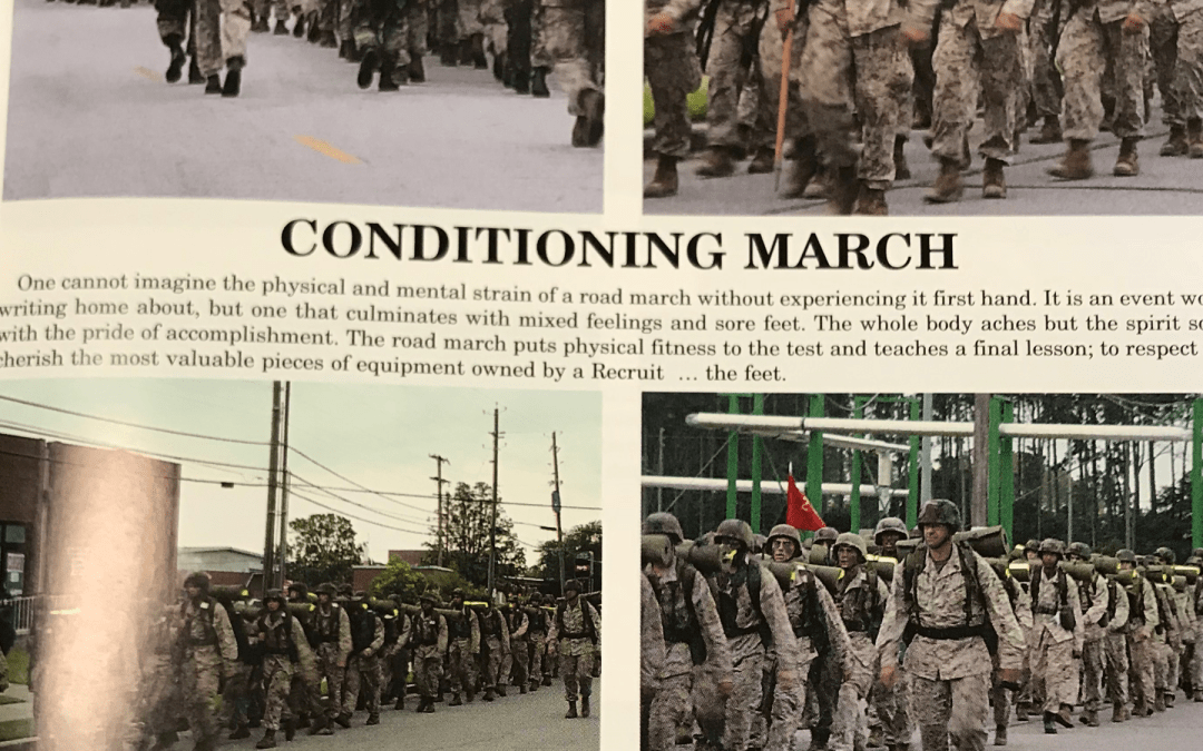 Marine Basic Training and the Building Blocks of Defending Faith