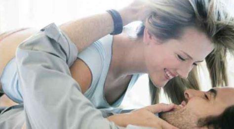 স্ত্রী উপরে স্বামী নিচে থেকে সহবাস