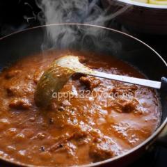 本格インドカレーのレシピを大公開!インドみやげのカレーパウダーで