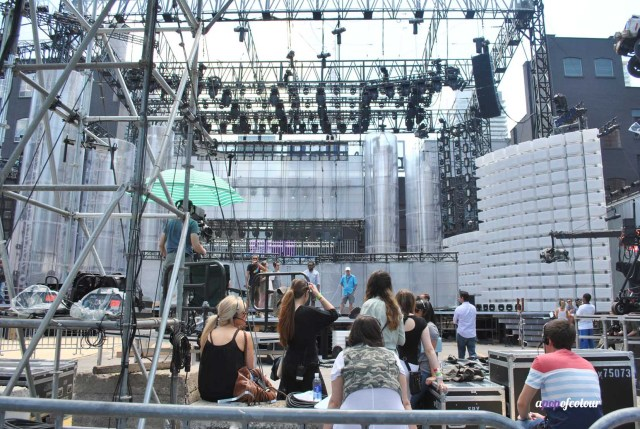 MMVA stage front