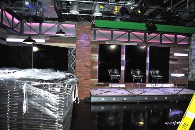 MTV stage
