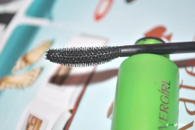 Brush close up
