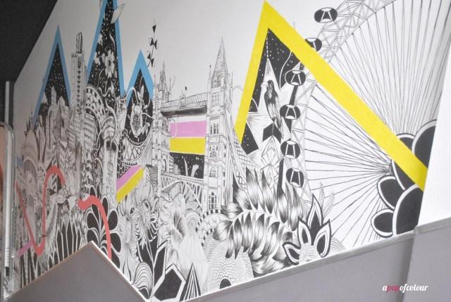 Art on the walls