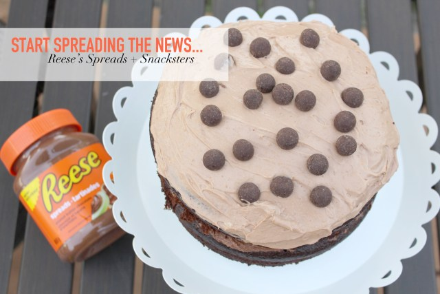 Reese's spreads title
