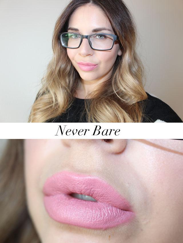 never-bare