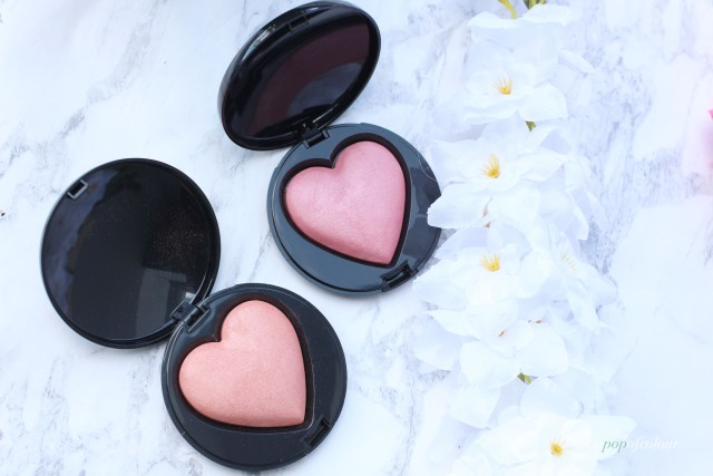 Mary Kay Beauty That Counts blushes in Kind Heart and Giving Heart