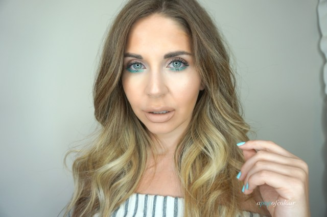 Makeup look featuring Kylie Cosmetics Take Me On Vacation palette