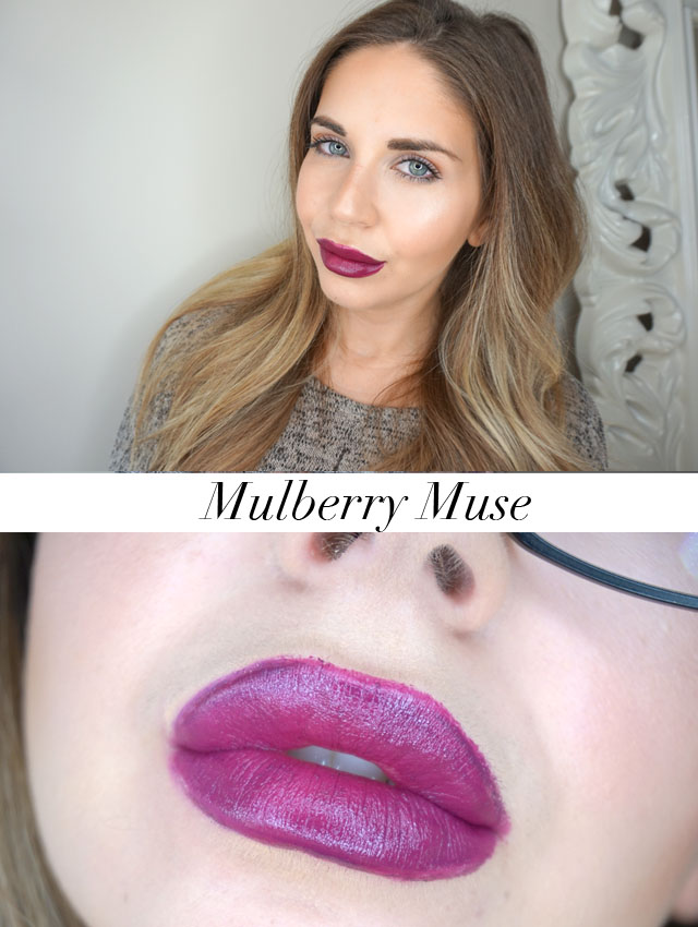 Mary Kay lipstick in Mulberry Muse