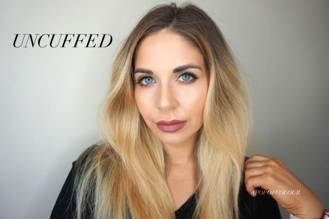 Fenty Beauty Stunna Lip Paint Longwear Fluid Lip Colour swatch in Uncuffed