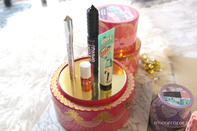 Benefit Triple Decker Decadence gift set