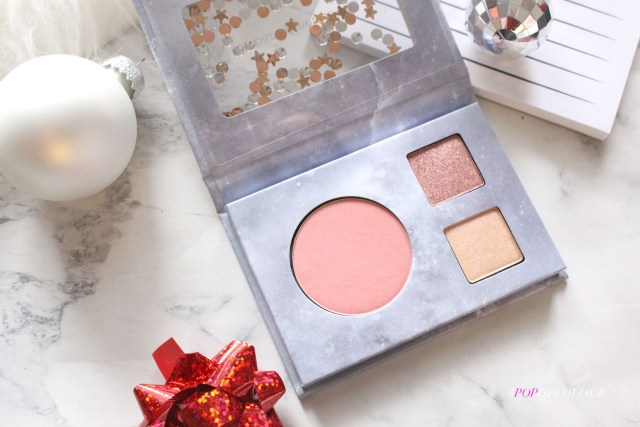 Bare Minerals Northern Lights Rose Gold Makeup Palette