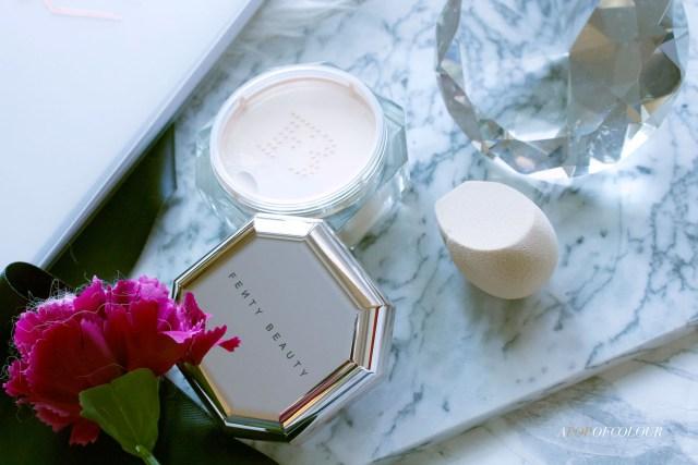 Fenty Beauty Pro Filt'r Instant Retouch Setting Powder & Precision Makeup Sponge
