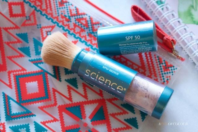 ColorScience sunscreen brush