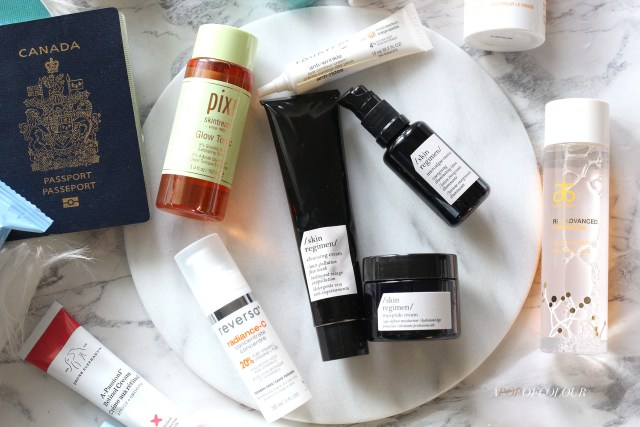 Skin Regime products