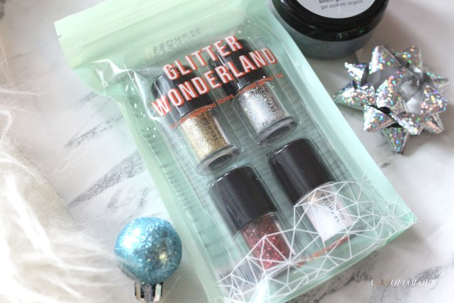 Sephora Collection Glitter Wonderland Glitter set