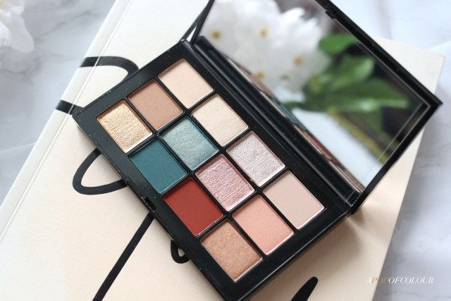 NARS Cool Crush eyeshadow palette