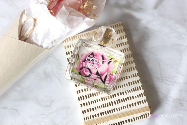Avon Peony Rose perfume