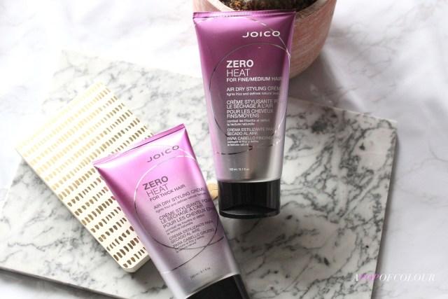 Joico Zero Heat styling product